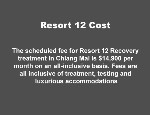 Cost of Resort 12 LGBT Rehab