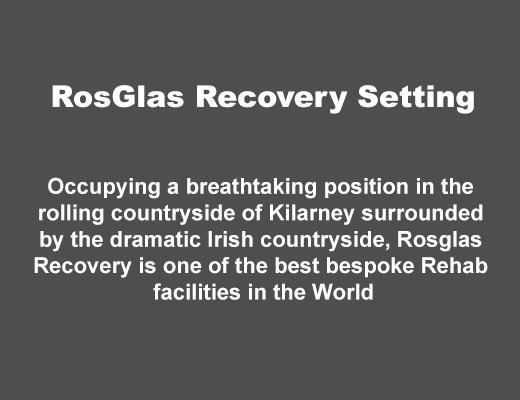 Rosglas Recovery Location