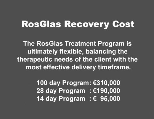 Rosglas Recovery Fees