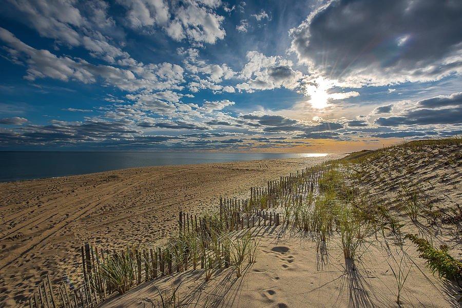 the dunes east hampton setting