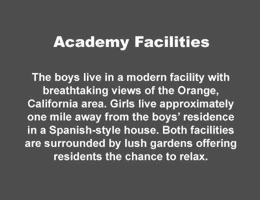Newport Academy Facilities