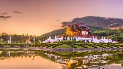 The Dawn Rehab in Chiang Mai, Thailand