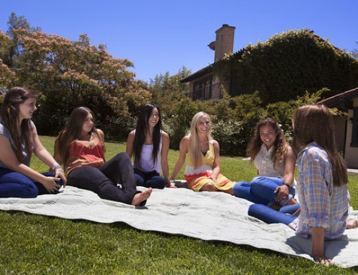 newport academy girls