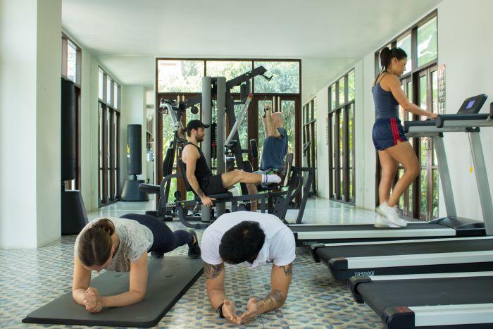 the dawn rehab fitness