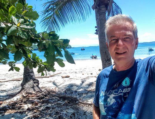 John Derry at Serenity Vista Panama