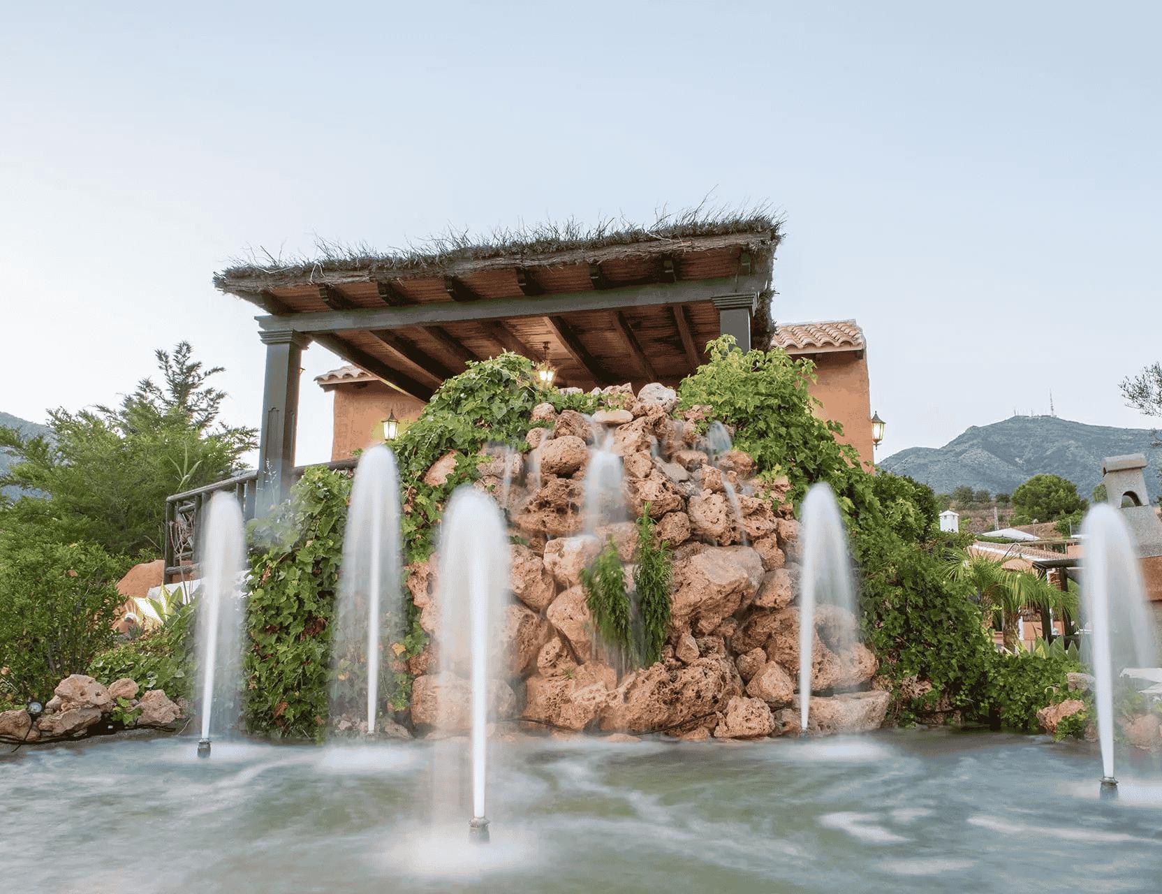 villa paradiso rehab in spain
