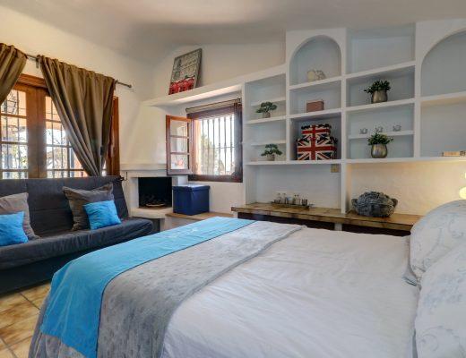 Villa Paradiso Rehab Bedrooms